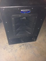 mackie active sub woofer, no amp in Perry, Georgia