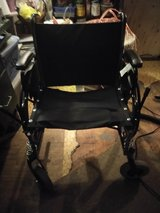 Invacare manual wheelchair 300lb. Capacity in Fort Rucker, Alabama