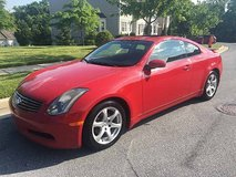 2004 Infiniti G35 in Bel Air, Maryland