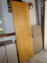 Oak Veneer Hollow Core Door in Bolingbrook, Illinois