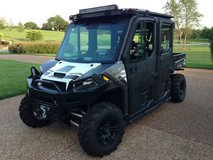 Like New 2015 Polaris Ranger XP 900 Crew in Montgomery, Alabama