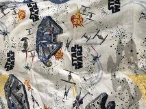 Pottery Barn Kids full/queen Star Wars Duvet Cover in Tomball, Texas