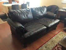 2 brown couch in Travis AFB, California