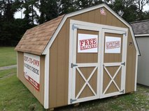 10x12 Cook Portable Shed in Fort Benning, Georgia