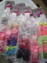 Packages of Hair Bows in Macon, Georgia