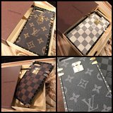 "LV Eyetrunk ""inspired"" Leather iPhone covers in Fairfield, California"