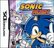 Nintendo DS Sonic Rush Game Complete in Fort Campbell, Kentucky