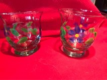 Glass Candle Holders in Sandwich, Illinois