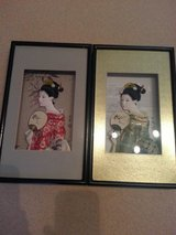TWO 3 D PICTURES OF CHINESE WOMAN in Naperville, Illinois