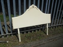 "Lovely French Louis Style 4'6"" Jarman & Platt Headboard 70's 80's Era in Lakenheath, UK"