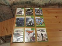 Xbox 360 video games – prices vary in Chicago, Illinois