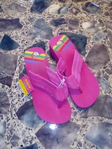 New Pink flip-flops Size 5-6 in DeRidder, Louisiana