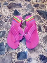 New Pink Flip-flops Size 7-8 in DeRidder, Louisiana