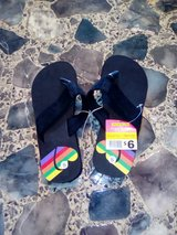 New Flip-flops Size 5-6 in DeRidder, Louisiana