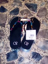 New Girl's Flip-flops Size 13-1 in DeRidder, Louisiana