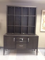 Contemporary Buffet Display Cabinet in Katy, Texas