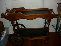 Vintage tea/liquor cart in Pleasant View, Tennessee