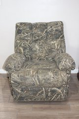 Camouflage Recliner in CyFair, Texas