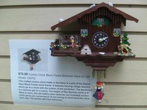 C-507-G   Cuckoo Clock (Alpine Haus Collection B.F. Series) in Fort Lewis, Washington