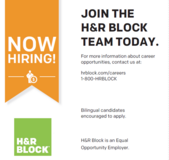 H&R Block will be holding a Job Fair! in Honolulu, Hawaii
