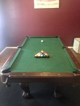 Pool Table in Savannah, Georgia