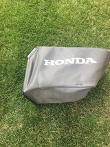 Like new honda lawn mower grass bag perfect shape ready to use in Naperville, Illinois