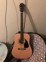 fender acoustic guitar in Yucca Valley, California