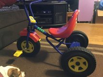Kiddio trike in Oceanside, California