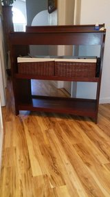 Wood Changing Table in Fairfield, California