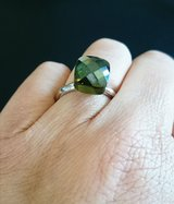 beautiful Green Stone RING in Ramstein, Germany