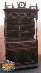 French Brittany Buffet in Baumholder, GE