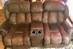 Rocking Recliner Couch in Columbus, Georgia