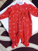 0-3 months Girls Christmas Outfit in Alamogordo, New Mexico