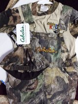 Nwt 18-24 month Boys Cabela's Outfit in Alamogordo, New Mexico