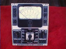 VINTAGE SS-11 MISSILE TEST CONSOLE MULTI-FUNCTION METER in Fort Leonard Wood, Missouri