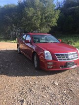 09 Cadillac STS in Alamogordo, New Mexico