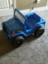 Power wheels jeep 6 volt in Fort Leonard Wood, Missouri