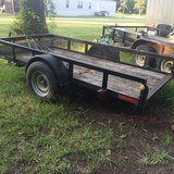 small trailer has title in Baytown, Texas