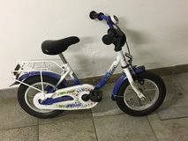 Child's Bike in Vicenza, Italy