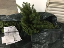 Dunhill Fir Christmas Tree with storage bag in Vicenza, Italy