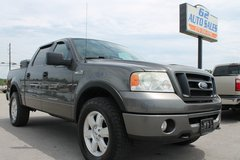 """2007 Ford F150 Crew Cab FX4 """"Clean Texas Truck"""" #10696 in Louisville, Kentucky"""