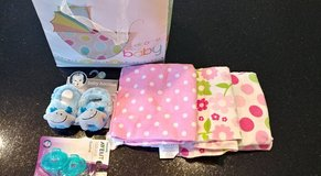 Bag of stuff for infant in Tinley Park, Illinois