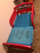 Mickey Mouse Plastic Toddler Bed in Colorado Springs, Colorado