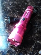 Pink Flashlight Taser in Hinesville, Georgia