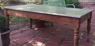 antique table in Fort Polk, Louisiana