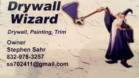 Drywall Painting & Trim in Pearland, Texas