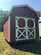 10x12 Lofted Storage Shed in Murfreesboro, Tennessee