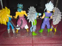 Dragon Ball Z toys in Barstow, California
