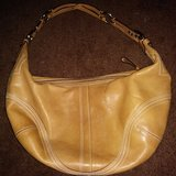 Large Authentic coach purse in Fort Knox, Kentucky