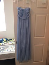 Bridesmaid Dress (versa) - David's Bridal Ice Blue Size 12 in Nellis AFB, Nevada